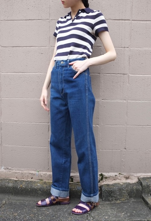 vintage/wrangler denim pants.