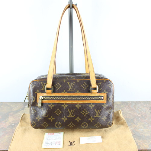 .LOUIS VUITTON M51182 SD1002 MONOGRAM PATTERNED SHOULDER BAG MADE IN USA/ルイヴィトンシテMMモノグラム柄ショルダーバッグ 2000000050430