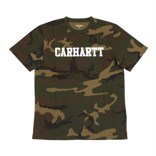 Carhartt/カーハート COLLEGE センターロゴ Tシャツ i024772
