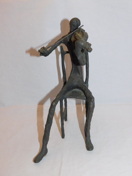音楽人形 music doll(violin 1)