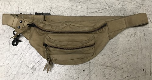 2000s NUMBER NINE WAIST POUCH