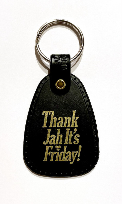 T.J.I.F HARD KEY [BLACK]