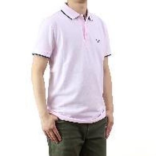 ヒューゴ・ボス (HUGO BOSS) PADDY パディ メンズ ポロシャツ 50302557 10102943 532 ピンク系 サイズ(#M)