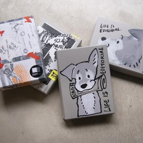 "京都文化的 ""雑箱"" -Kyoto Culture Editorial Box- | MAGASINN KYOTO 【雑箱と10万円分福袋宿泊券付き】"