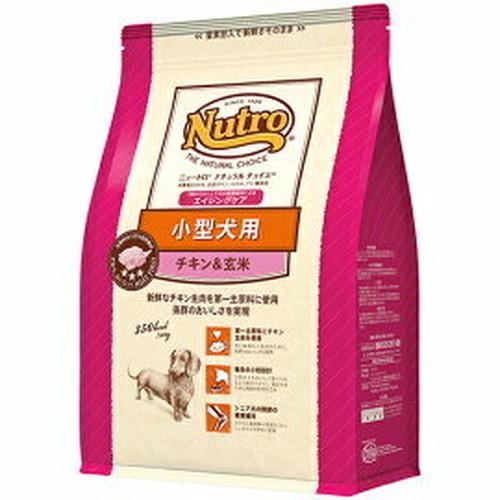 ニュートロ ナチュラルチョイス小型犬用 エイジングケアチキン&玄米(6kg )