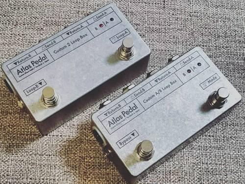 Custom 2 Loop Box ・Custom A/B Loop Box(受注生産)
