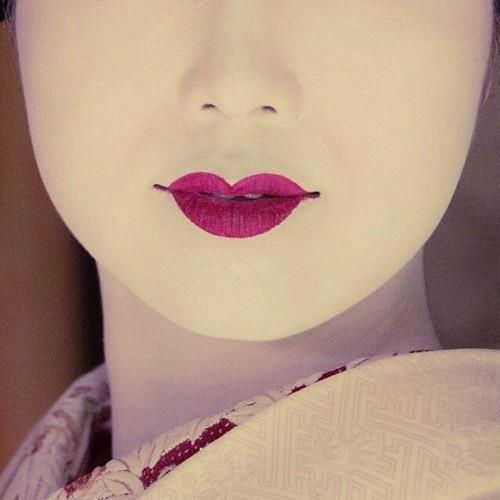 【舞妓さん】白塗りメイク体験【花魁】
