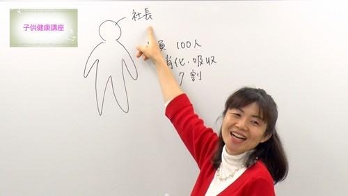【動画教材】子供健康講座