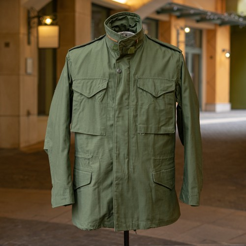 OLD U.S.ARMY M-65 JACKET DEAD STOCK - 6