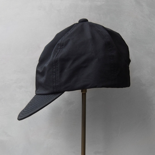 Nine Tailor Lymington cap Black