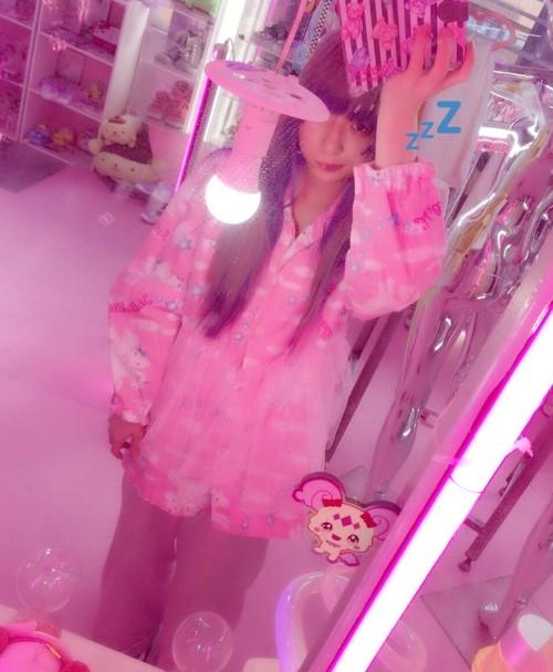 キティちゃんシースルーフリルパジャマ/魔法都市東京