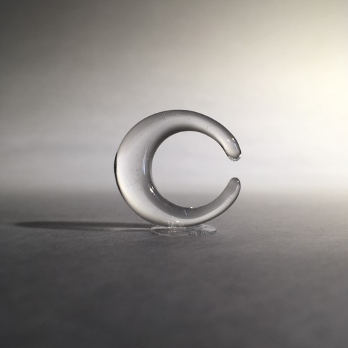-Crescent Moon- ring