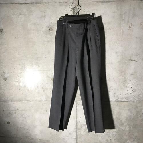 [used] grey stylish slacks