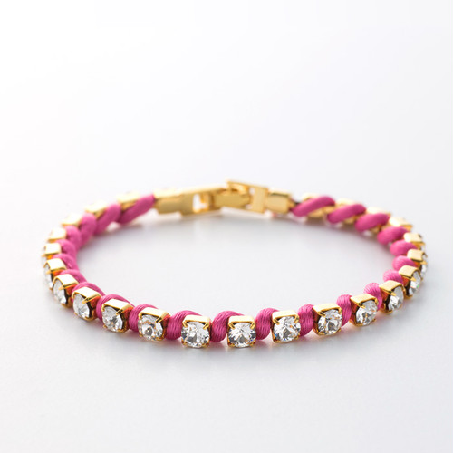 DAZZLING COLOR TENNIS PARISPINK