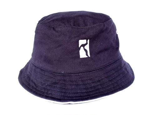 POETIC COLLECTIVE BUCKET HAT NAVY