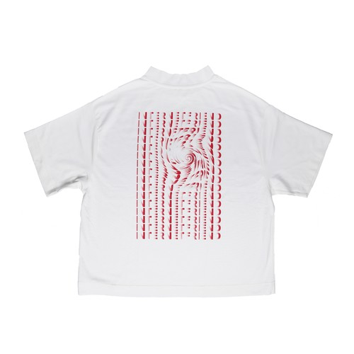 INTERNET FRIEND T-SHIRTS / WHITE
