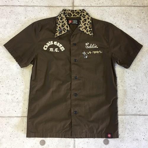MWS ボーリングシャツ size:M