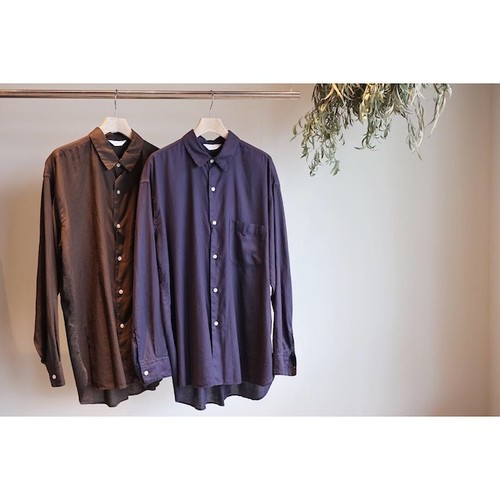 『THEE』wide shirts