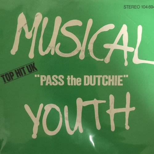Musical Youth - Pass The Dutchie【7-20501】