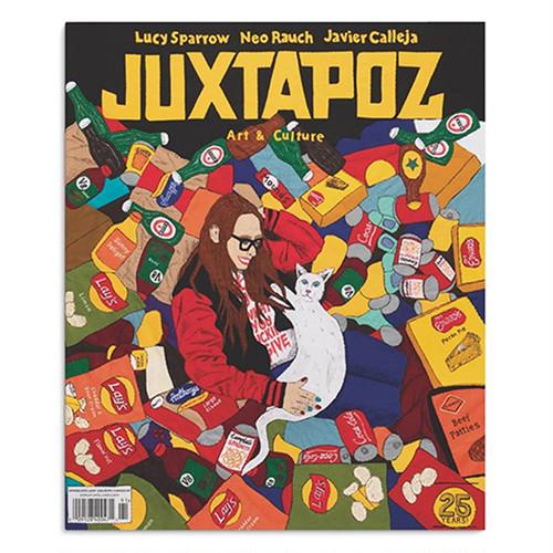 JUXTAPOZ - SPRING 2019 #209