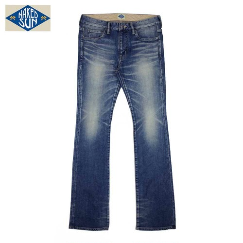 STRETCH TIGHT FLARE / USED-1
