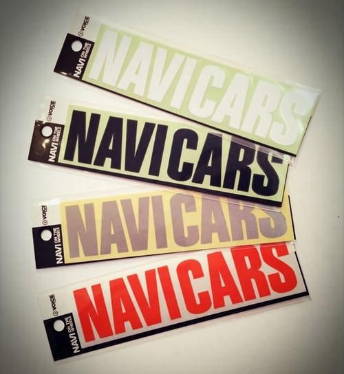 NAVI CARS Logo Decal