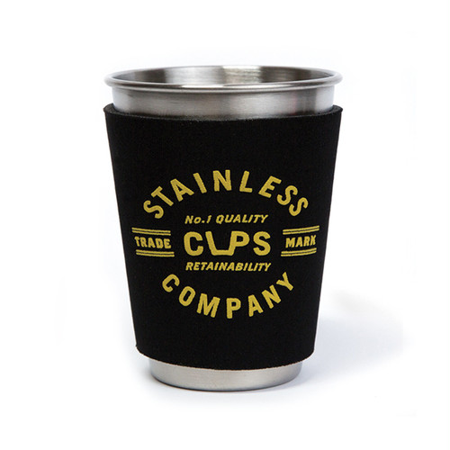 CUPS CO - FORM SLEEVES (Black/Yellow)