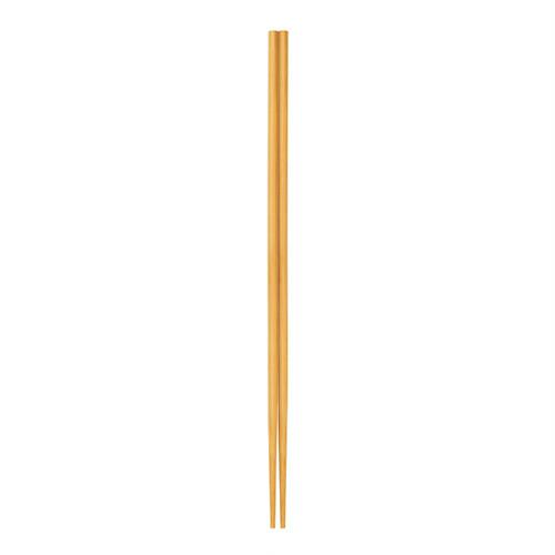 すす竹丸菜箸(大) 【47-175】
