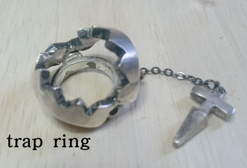 trap ring