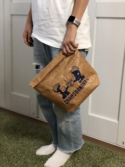 NEW  タイベック製ランチバッグ