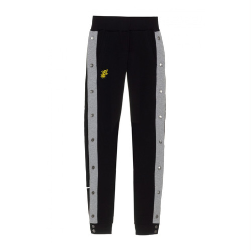 "【Maria ke Fisherman】DETACHABLE ""BAKALA"" TRACKPANTS black"