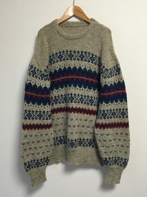 50〜60's sweater