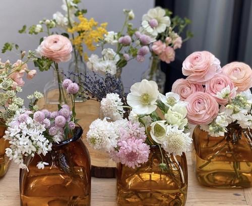 お花の定期便  Petit