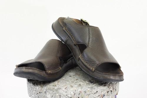 90's Clarks Lether Sandal