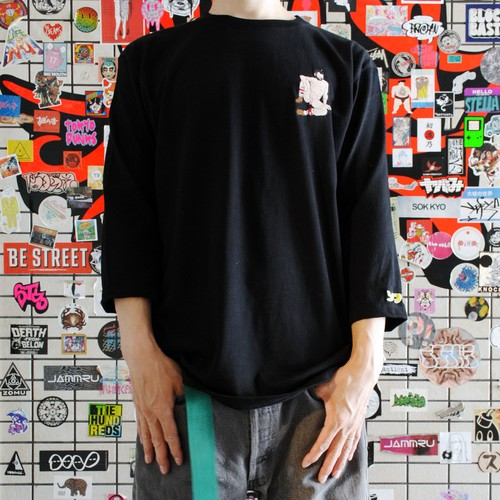 『SAU』 NAKED GUY L/S T-shirt