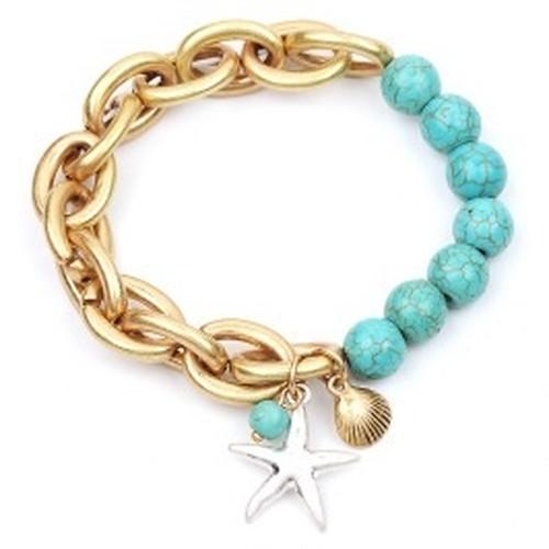 SEALIFE Charm Elastic Bracelet (PB0331)