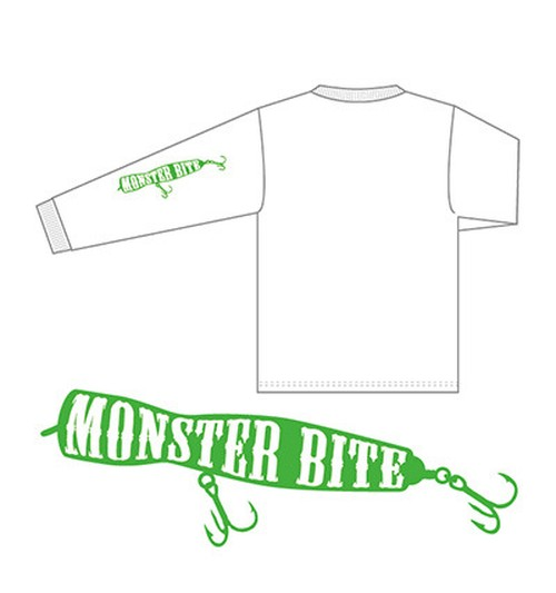MB sleeve popper  LONG T-SHIRTS