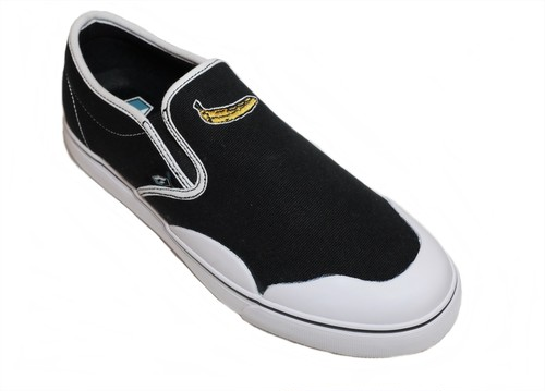 CONSOLIDATED Canvas Banana Slip On BS5