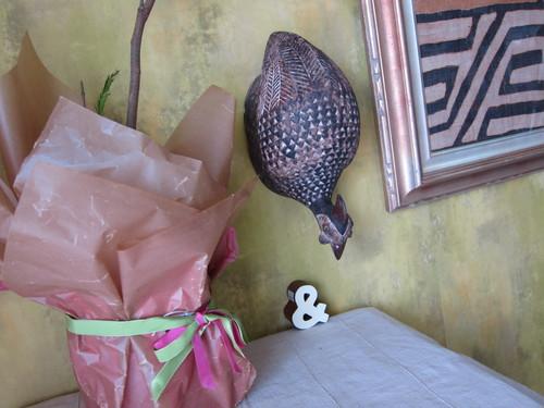 ヌヌマ・マスク(ホロホロ鳥)