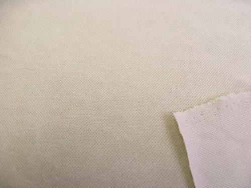 綿混鹿の子ベロア スモークベージュ NTM-1691