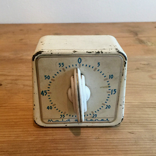 Kitchen Timer (Maid of Honor)