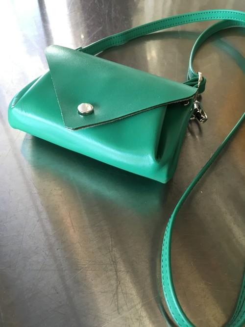 BELLOWS-Mini Wallet