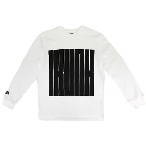 TRUNK Logo Long Tee Kids