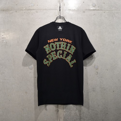 NOTHIN'SPECIAL PLAYER TEE / BLACK
