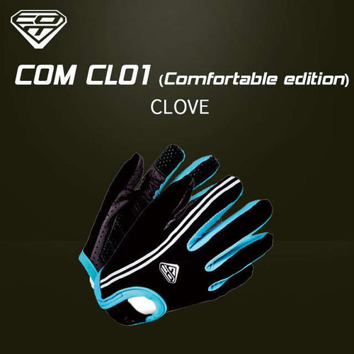 ➖Com FULL FINGER GLOVES➖