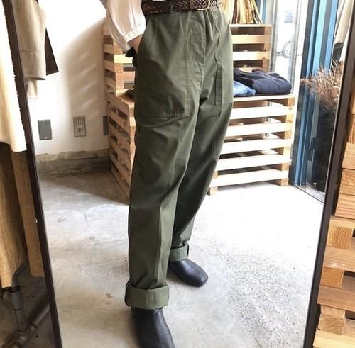 military utility pants