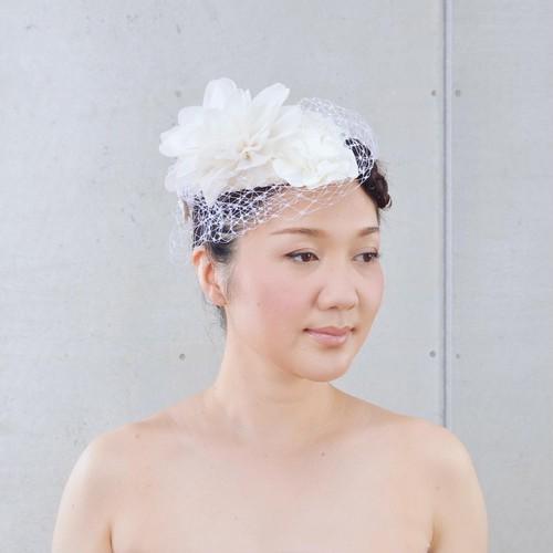Wedding head piece