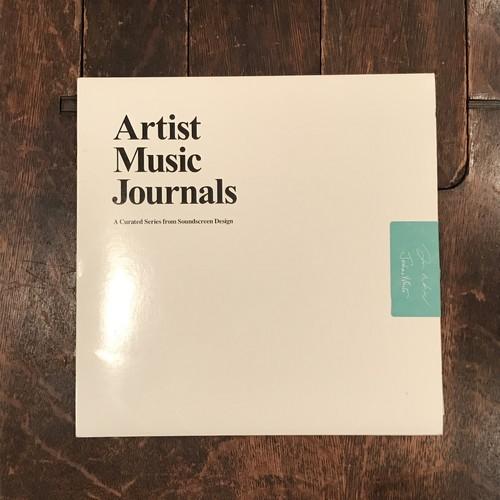 Artist Music Journals Volume 1 no.XI