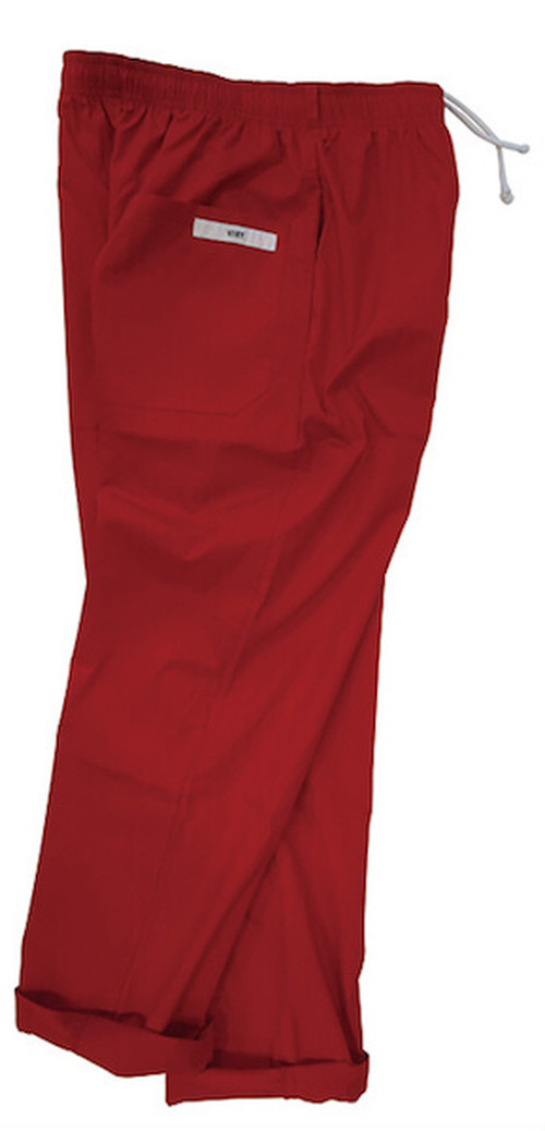 DOCTOR PANTS-D RED