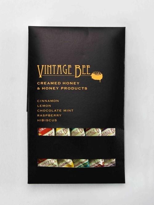 【お得!!】VintageBEE  5フレーバアソート 15セット入り